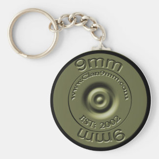 Clan 9mm Keychain