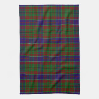 Clan Adams Tartan Kitchen Towel
