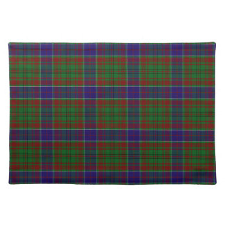 Clan Adams Tartan Placemat
