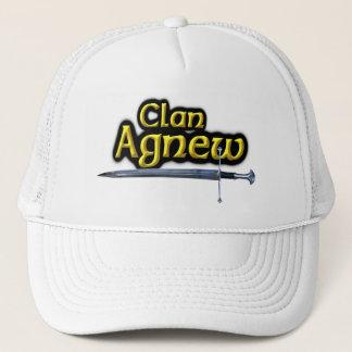 Clan Agnew Scottish Inspiration Trucker Hat