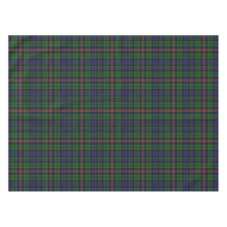 Clan Allison Tartan Plaid Table Cloth Tablecloth