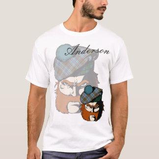 Clan Anderson Scottish Warrior T-Shirt