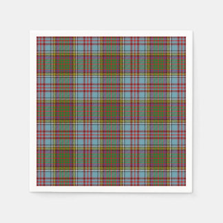 Clan Anderson Tartan Disposable Napkins