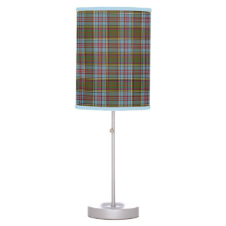Clan Anderson Tartan Table Lamp