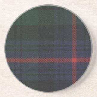 Clan Armstrong Tartan Coaster