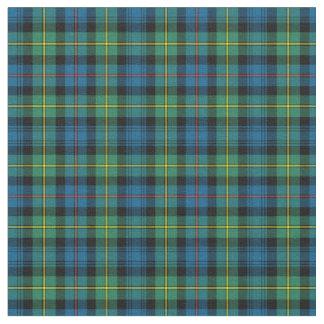 Clan Bailey Ancient Tartan Fabric