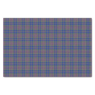 Clan Baird Tartan Plaid Tissue Paper