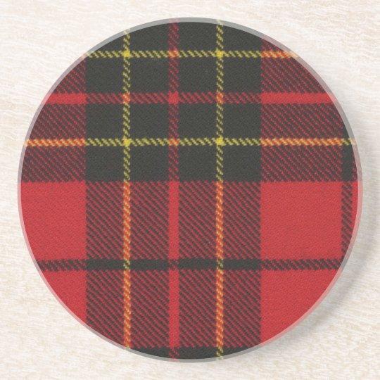 Clan Brodie Tartan Coaster
