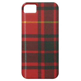 Clan Bruce Tartan iPhone 5 Case