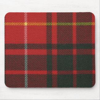 Clan Bruce Tartan Mouse Pad