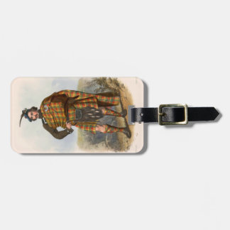 Clan Buchanan Bag Tag