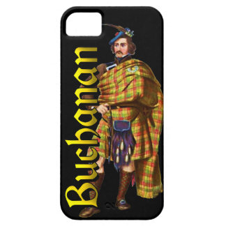 Clan Buchanan Old Scotland Case iPhone 5 Covers