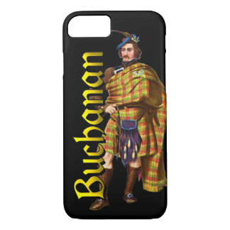 Clan Buchanan Old Scotland Case