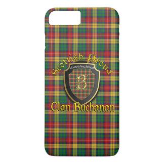 Clan Buchanan Scottish Proud iPhone 7 iPhone 7 Plus Case