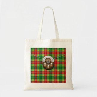 Clan Buchanan Tartan And Sporran Bags