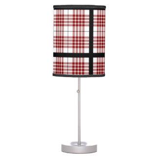 Clan Buchanan Tartan Lamp