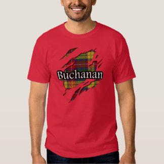 Clan Buchanan Tartan Spirit Shirt