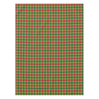 Clan Buchanan Tartan Tablecloth
