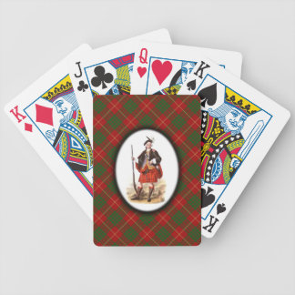 Clan Cameron Scottish Dream Bicycle Brand Deck Bicycle Playing Cards