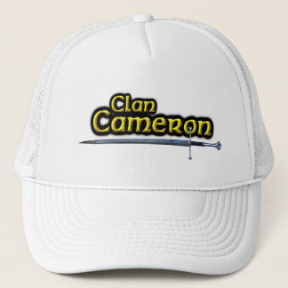 Clan Cameron Scottish Inspiration Trucker Hat
