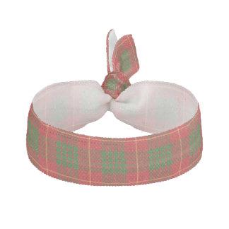 Clan Cameron Tartan Pattern Hair Tie