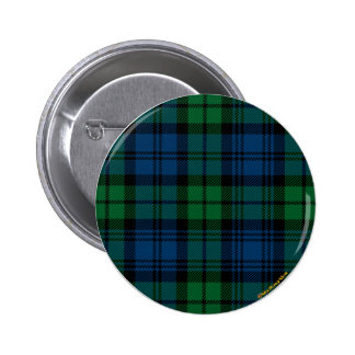 Clan Campbell 2 Inch Round Button