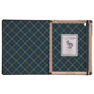 Clan Campbell of Argyll Tartan Case For iPad