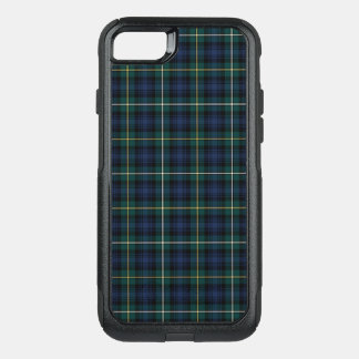 Clan Campbell of Argyll Tartan Navy Blue Plaid OtterBox Commuter iPhone 8/7 Case