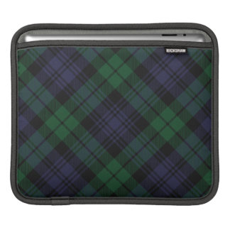 Clan Campbell Tartan iPad 3 Sleeve