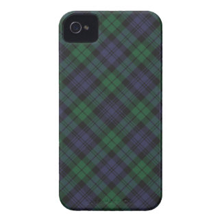 Clan Campbell Tartan iPhone 4s Case