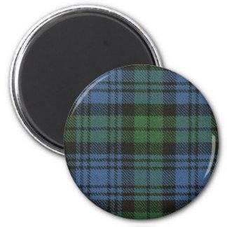 Clan Campbell Tartan Magnet