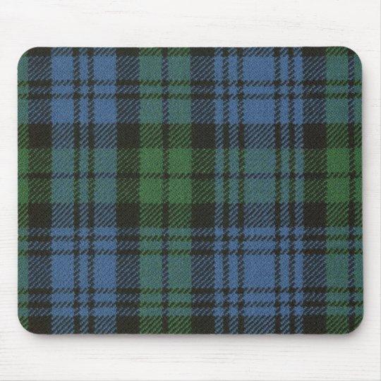 Clan Campbell Tartan Mouse Pad