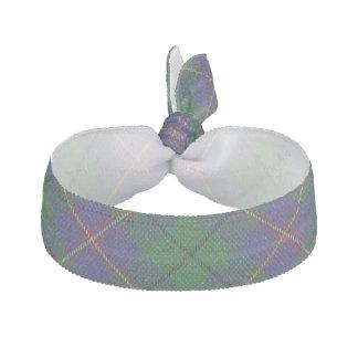 Clan Carmichael Scottish Accents Tartan Hair Tie