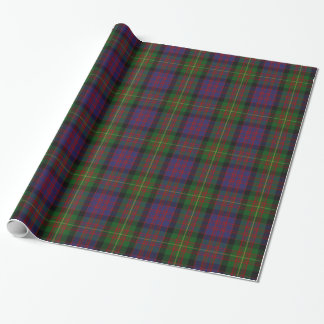 Clan Carnegie Tartan Wrapping Paper