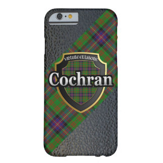 Clan Cochran Scottish Celebration Barely There iPhone 6 Case