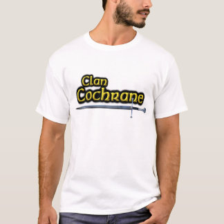 Clan Cochrane Inspired Scottish T-Shirt