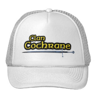 Clan Cochrane Scottish Inspiration Trucker Hat