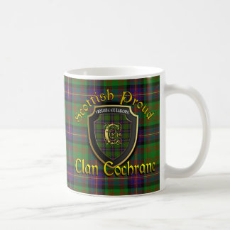 Clan Cochrane Scottish Proud Cups Mugs