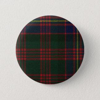 Clan Cochrane Tartan Button