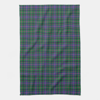 Clan Cooper Tartan Kitchen Towel