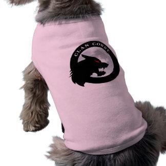 Clan Corby Doggie Shirt, female dog   Heartblaze Shirt