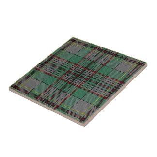 Clan Craig Scottish Expressions Tartan Tile