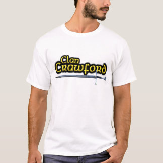 Clan Crawford Inspired Scottish T-Shirt