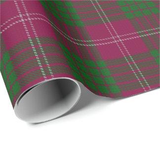 Clan Crawford Scottish Tartan