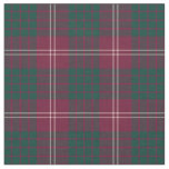 Clan Crawford Tartan Fabric