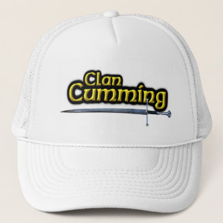 Clan Cumming Scottish Inspiration Trucker Hat