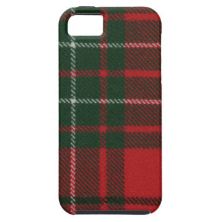Clan Cumming Tartan iPhone 5 Covers