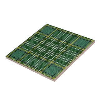 Clan Currie Scottish Expressions Tartan Tile