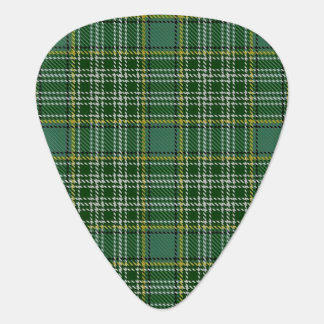 Clan Currie Sounds of Scotland Tartan Guitar Pick
