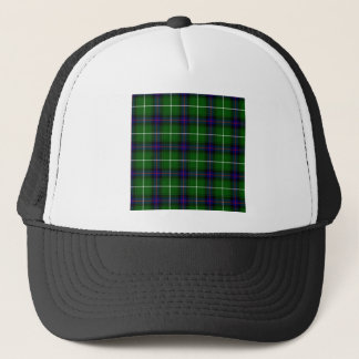 Clan Donald Macdonald Tartan Trucker Hat